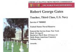 Teach3C Robert George Gates