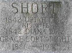 Diana M. <I>Foster</I> Short