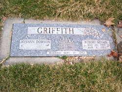 Robert Melvin Griffith