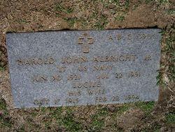 "Harold John ""Jack"" Albright"