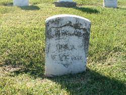 Pvt John L. Holmes