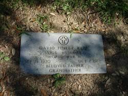 David Finley Reid