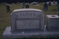 Fred Clark Causey