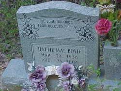 Hattie Mae Boyd