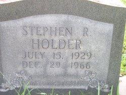 Stephen R. Holder