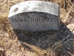 Emma Almira <I>Banks</I> Johnson