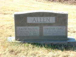 Ralph Wilson Allen