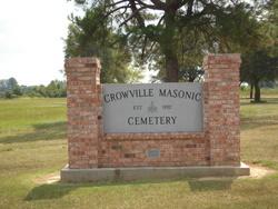Crowville Masonic Cemetery