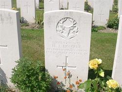 Private Harry John Humble