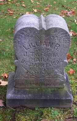 Lillian R Haile
