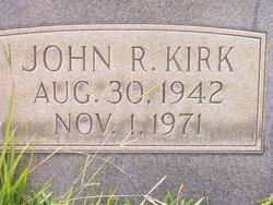 John R. Kirk