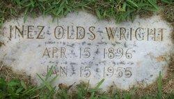 Inez Olds Wright