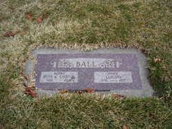 George Clinton Ball, Sr