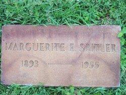 Marguerite E. Spitler