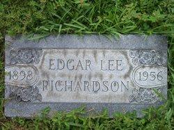 Edgar Lee Richardson