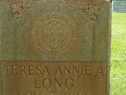 Teresa Annie A. Long