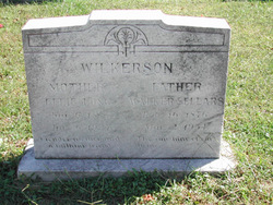 Effie <I>Long</I> Wilkerson