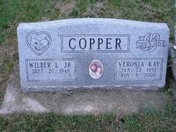Veronia Kay <I>Mohlor</I> Copper