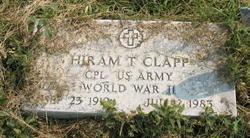 Hiram T Clapp