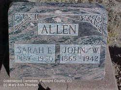 John Wesley Allen