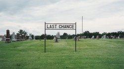 Last Chance Cemetery