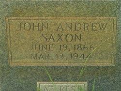 John Andrew Saxon