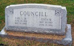 Edith <I>Wyatt</I> Councill