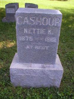 Nettie K Cashour