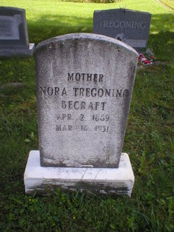 Nora Blanche <I>Mercer</I> Becraft