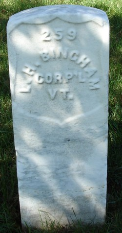 Corp Lucian H. Bingham