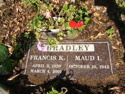 Francis K Bradley