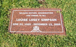 Louise B <I>Losey</I> Simpson