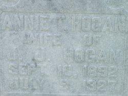 Annie T. Hogan