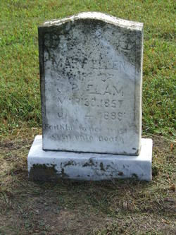 Mary Ellen <I>York</I> Elam