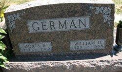 Doris Rosa <I>Brown</I> German