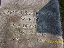 Mary Susan <I>Bennett</I> Drane