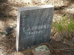 """Thomas Jefferson """"Jeff"""" Ground"""