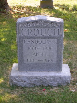 Randolph T Crouch