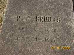 C. C. Brooks
