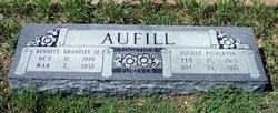 Lucille <I>Pinkerton</I> Aufill