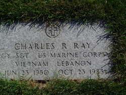 GYSGT Charles Roy Ray
