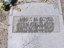 James Madison Boyer