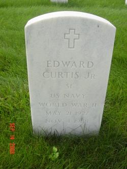 Edward Curtis, Jr