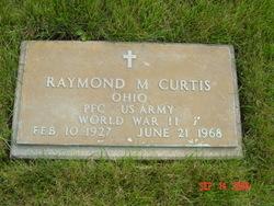 Raymond M Curtis