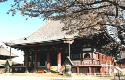 Honmon-ji Temple Cemetery