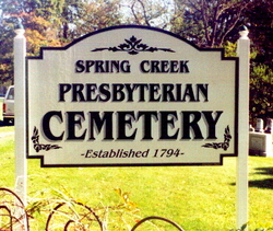 Spring Creek Presbyterian Cemetery