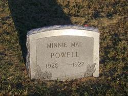 Minnie Mae Powell