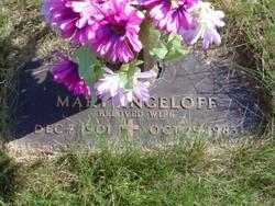 Mary Angeloff