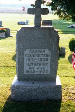 Katherine <I>Henninger</I> Feuerstein