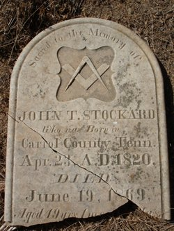 John Thomas Stockard